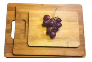 Kitchen Sets -  Bamboo Cutting Boards Review