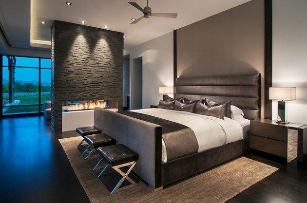 25 Stunning Modern Bedroom Design Ideas