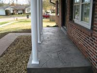 Excellent Tips to Help You Painting Concrete Front Porch ...
