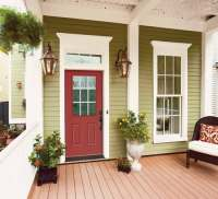 Unique Ideas for Decorating the Front Door Area of Your ...