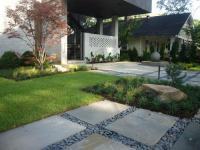 Front Yard Landscaping Ideas  Convert Bland Garden into ...