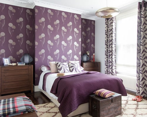 aubergine bedroom ideas | Boatylicious.org