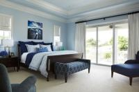 Feng Shui Color for Moderate Size Bedroom Ideas - Home ...