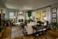 Furniture Placement Ideas for Living Room with Fireplace