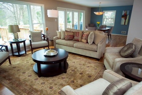 Basic Principles when Creating Feng Shui Living Room