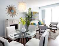 Small Living Room Dining Room Combo