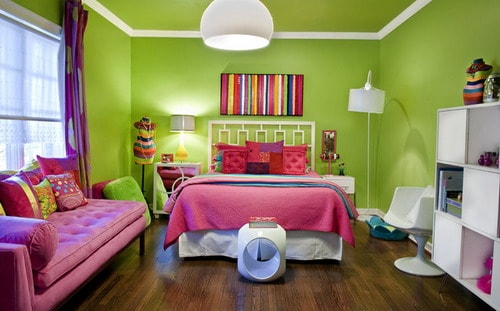 teenage girls bedroom paint color ideas Excellent Choices Paint Colors for Teen Bedrooms - Home