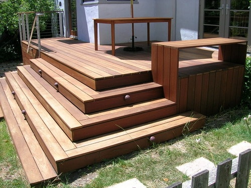 Simple Advices to Help You Building Deck Stairs  Home Decor Help