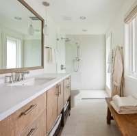 How to Remodel a Long Narrow Bathroom - Home Decor Help ...