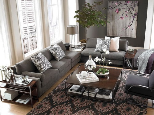 L Shaped Living Room Ideas