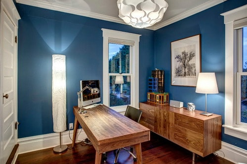 Choosing Home Office Color Schemes