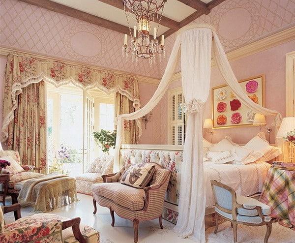 Vintage Romantic Interior Decoration