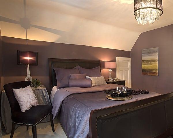 romantic interior decoration styles