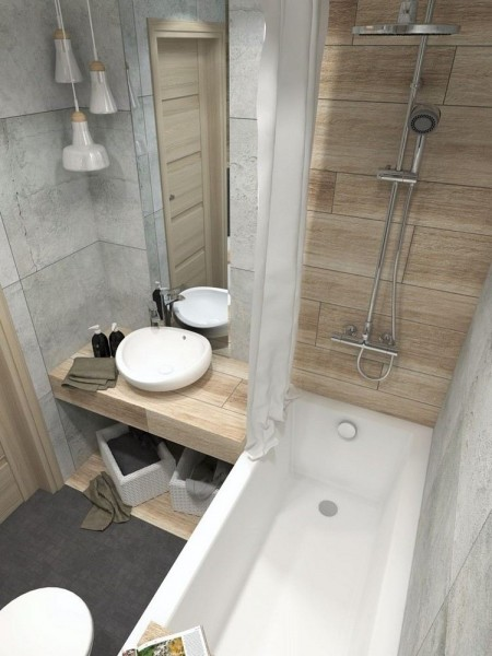 Scandinavian Bathroom Sink