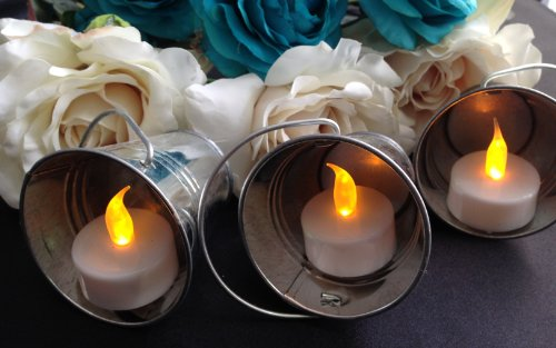 artificial plants for living room sofa table 12 flameless battery operated tealight candles. these are ...