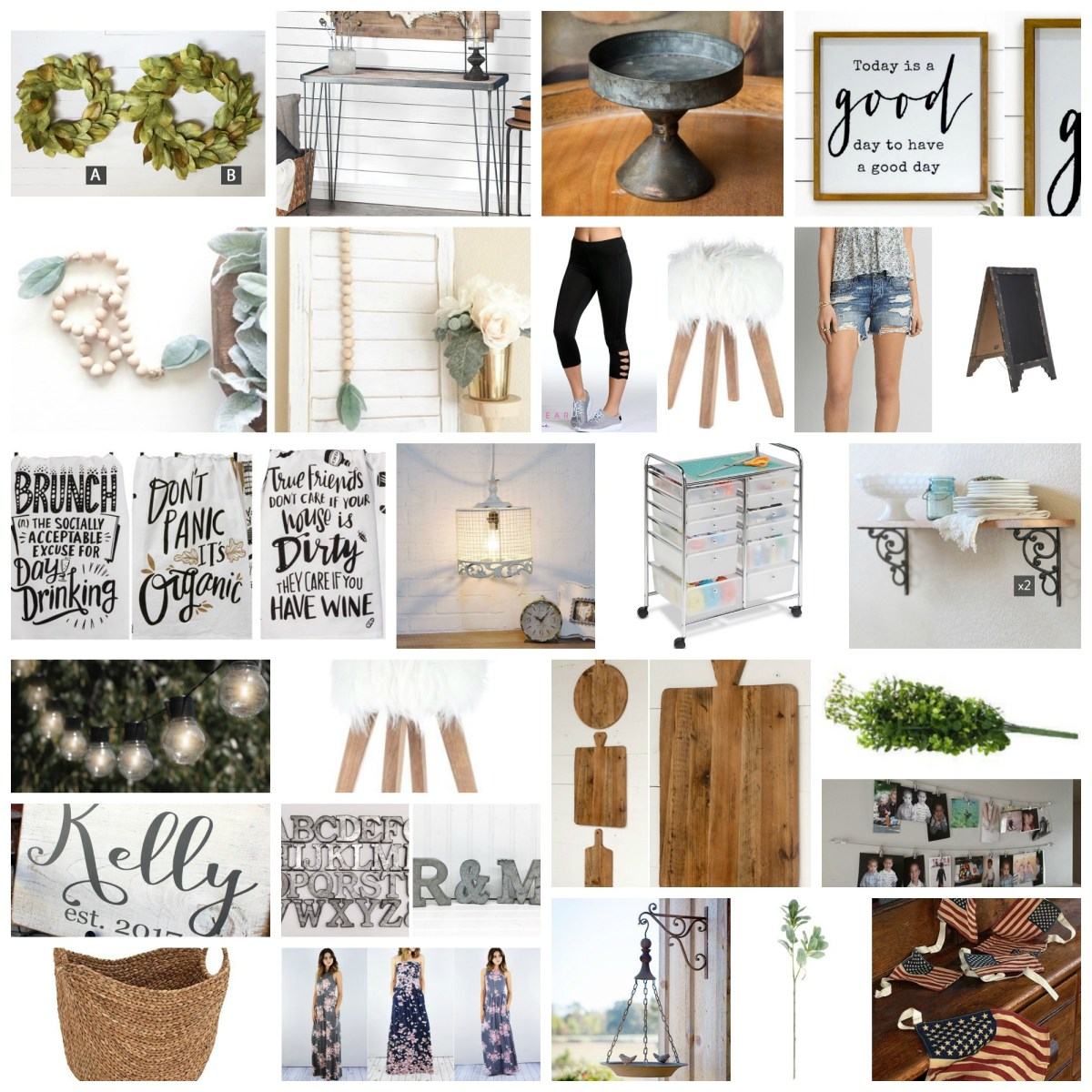 Home Decor Daily Deals: Monday, May 22, 2017