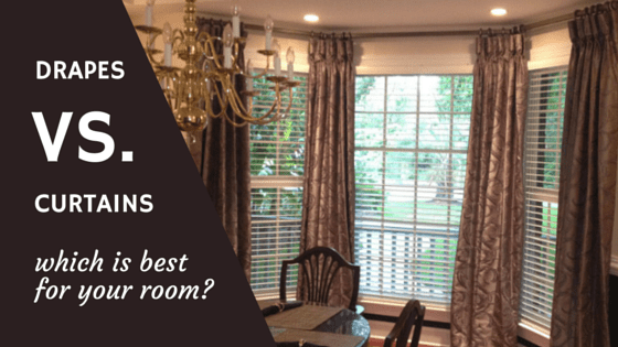 Drapes Vs Curtains Which One Is Better? Wilmington NC