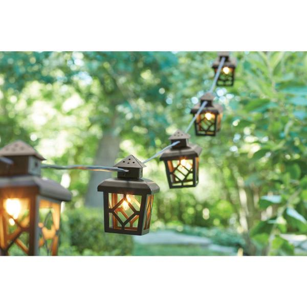 Home Depot Outdoor Patio String Lights