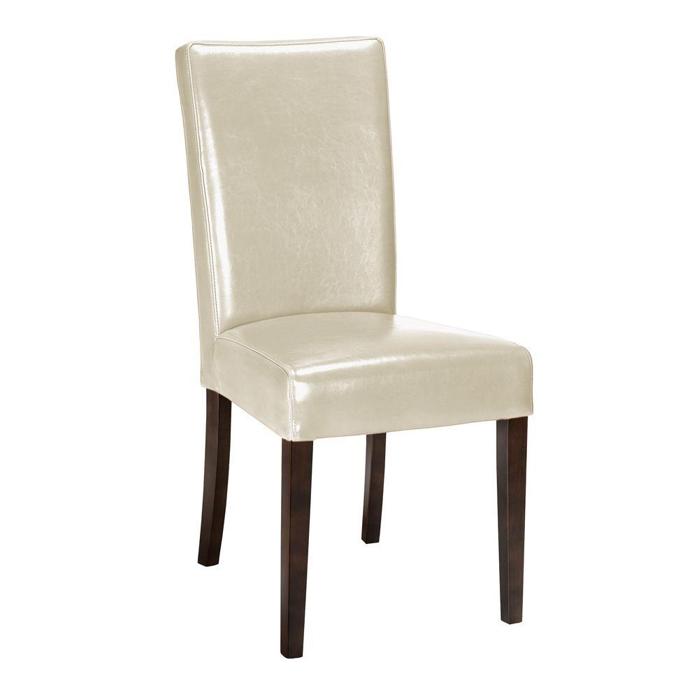 Home Decorators Collection Carmel Cream Dining Chair 0216400520