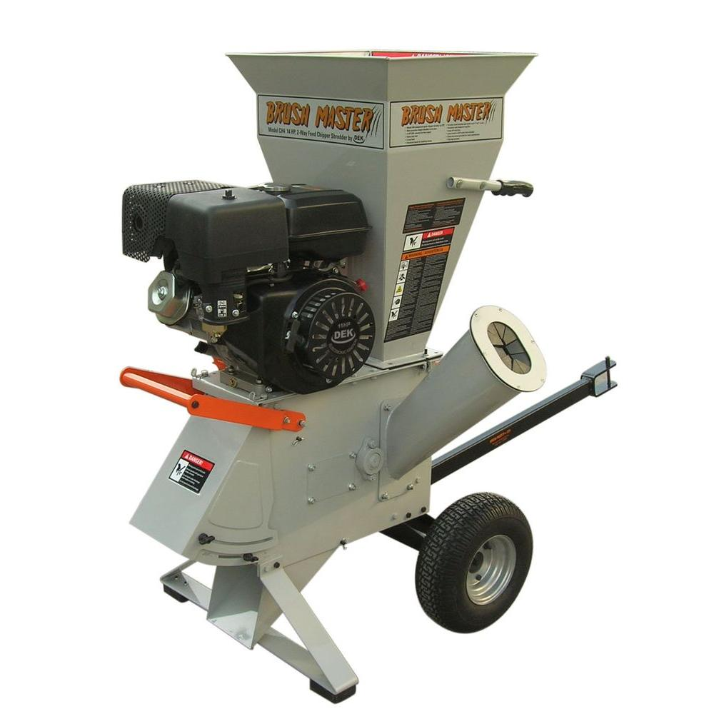 Home Chipper Shredder Mulcher