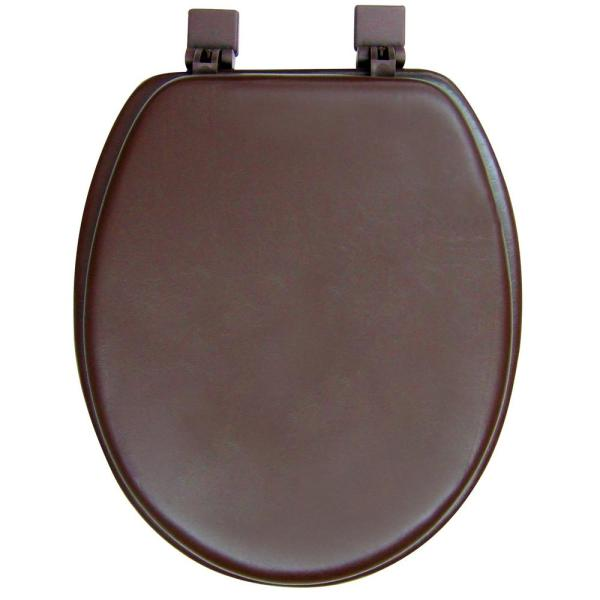 Chocolate Brown Toilet Seat