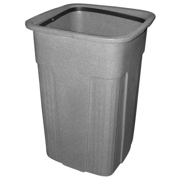 50 Gallon Square Trash Can