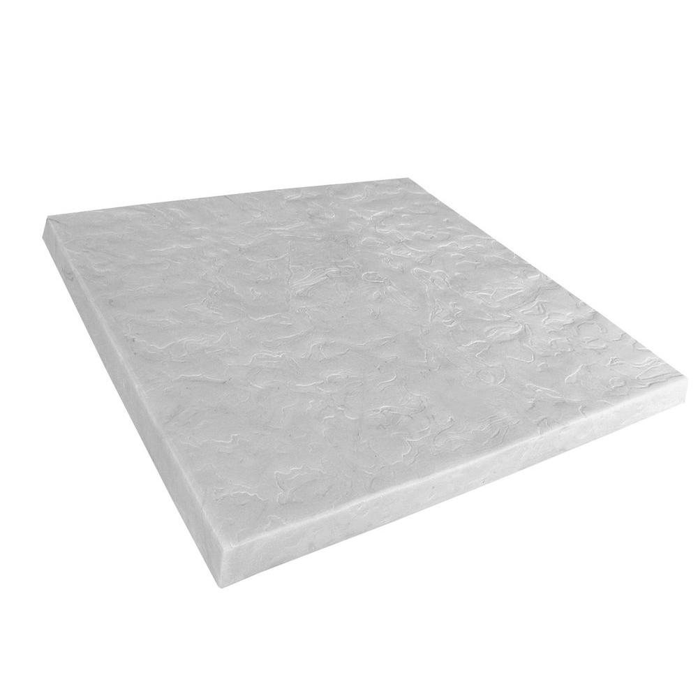 Concrete Slab For Ac : Air conditioner pad concrete