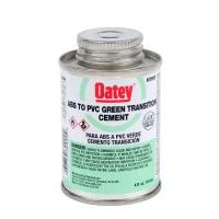 Oatey 4 oz. ABS to PVC Transition Cement
