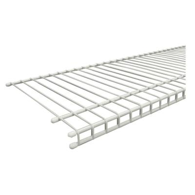 ClosetMaid SuperSlide 96 in. x 12 in. Ventilated Wire