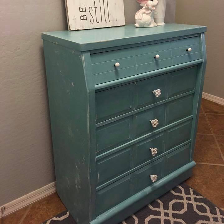 The Basics of How To Refinish A Dresser