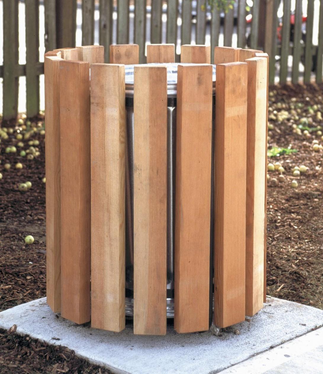 Ten Things To Avoid In Wooden Trash