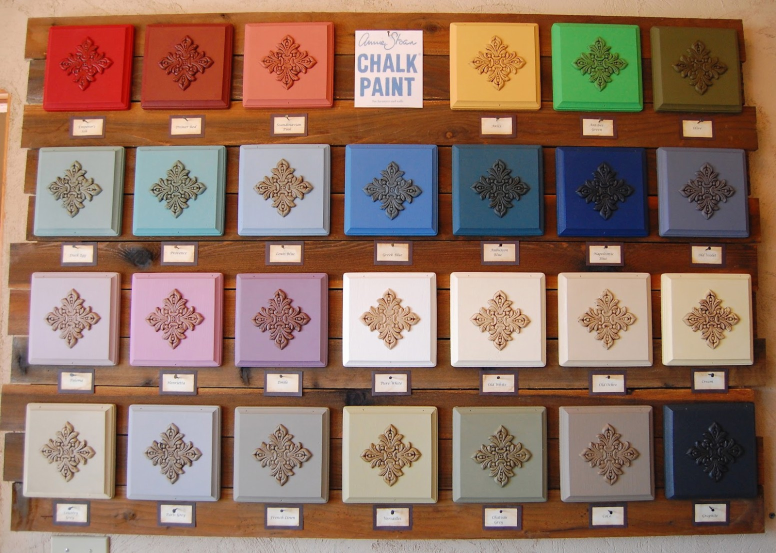 The History of Ann Sloan Chalk Paint