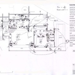Housing Wiring Diagram Whirlpool Dryer Schematic Electrical Diagrams Residential Kitchen