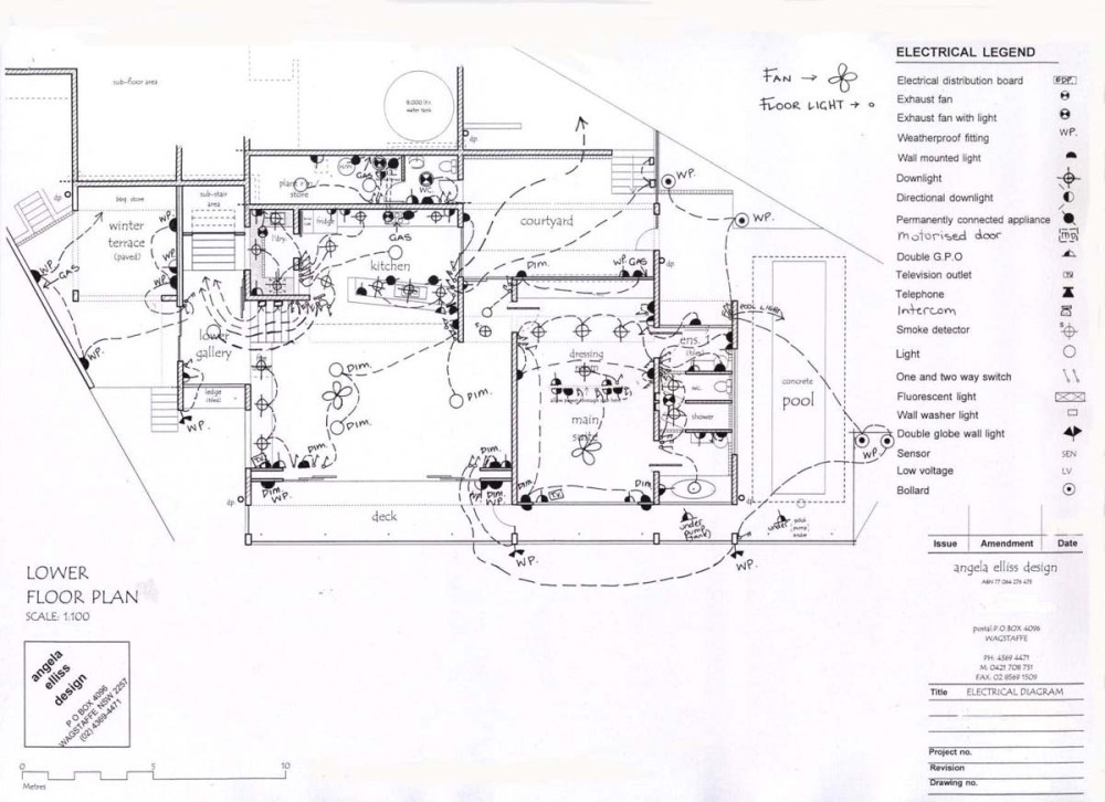 medium resolution of electrical wiring diagram for a house