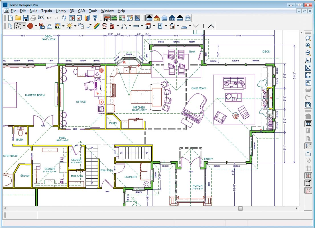 100 Home Design Cad Software Reviews Autocad 2d