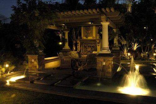 landscape-pavilion gardening-outdoor