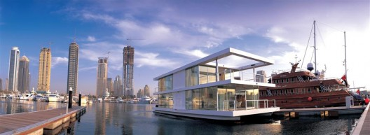 houseboat-1 architecture