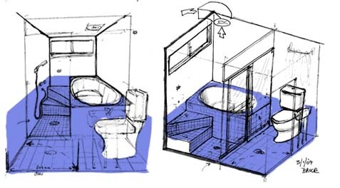 sketch1 bed-bath