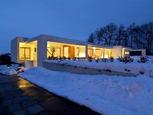 duilio damilano horizontal space modern architecture architecture
