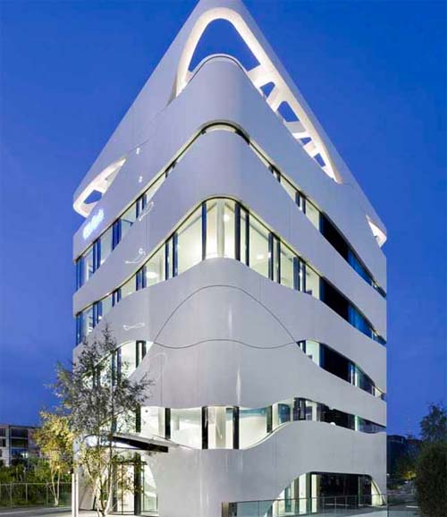 Otto Bock architecture