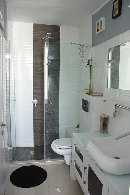 bathroomafter home improvement