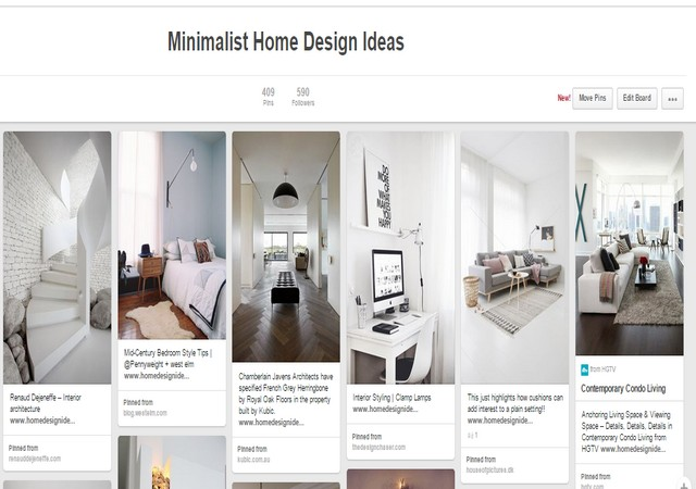 The 10 Best Interior Decor Pinterest Boards To Follow