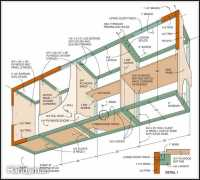 Creating DIY Space Saving Garage Cabinet Plans - Home ...