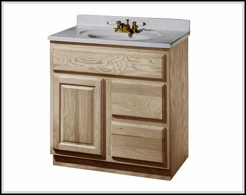 Beautiful Unfinished Bathroom Vanities to Buy