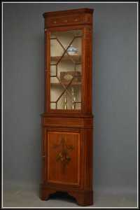 Antique Corner Cabinet: Vintage and Aesthetic - Home ...