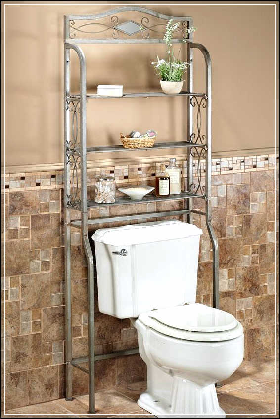 Interesting Bathroom Space Savers Inspirations You Have to