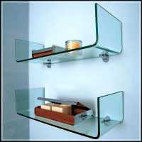 The Right Spots to Mount the Gorgeous Glass Bathroom ...