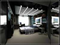Masculine Mens Bedroom Ideas Colors to Try