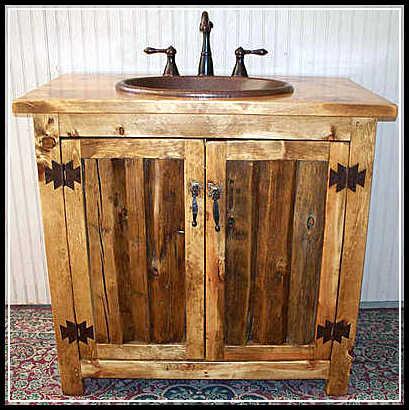 Let S Decorate Rustic Bathroom Vanity Beautifully Home Design Ideas Plans