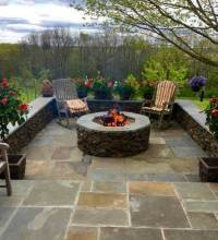 22 Backyard Fire Pit Ideas with Cozy Seating Area ...